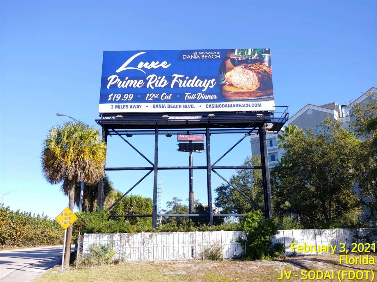 FDOT - Office of Right of Way - Outdoor Advertising Database
